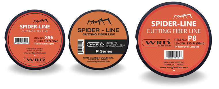 WRD Auto Glass Removal Spider Line